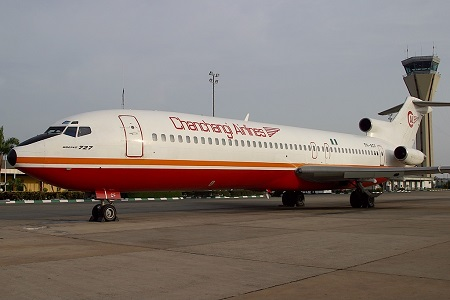 Chairman dies as a horrible tragedy hit Chanchangi airlines- Breaking News