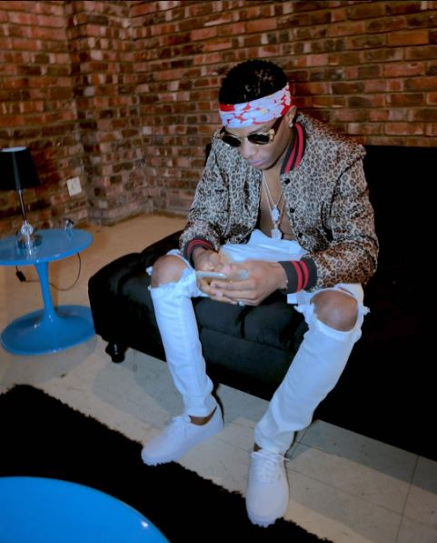 See what wizkid said concerning the money found at Ikoyi, Lagos