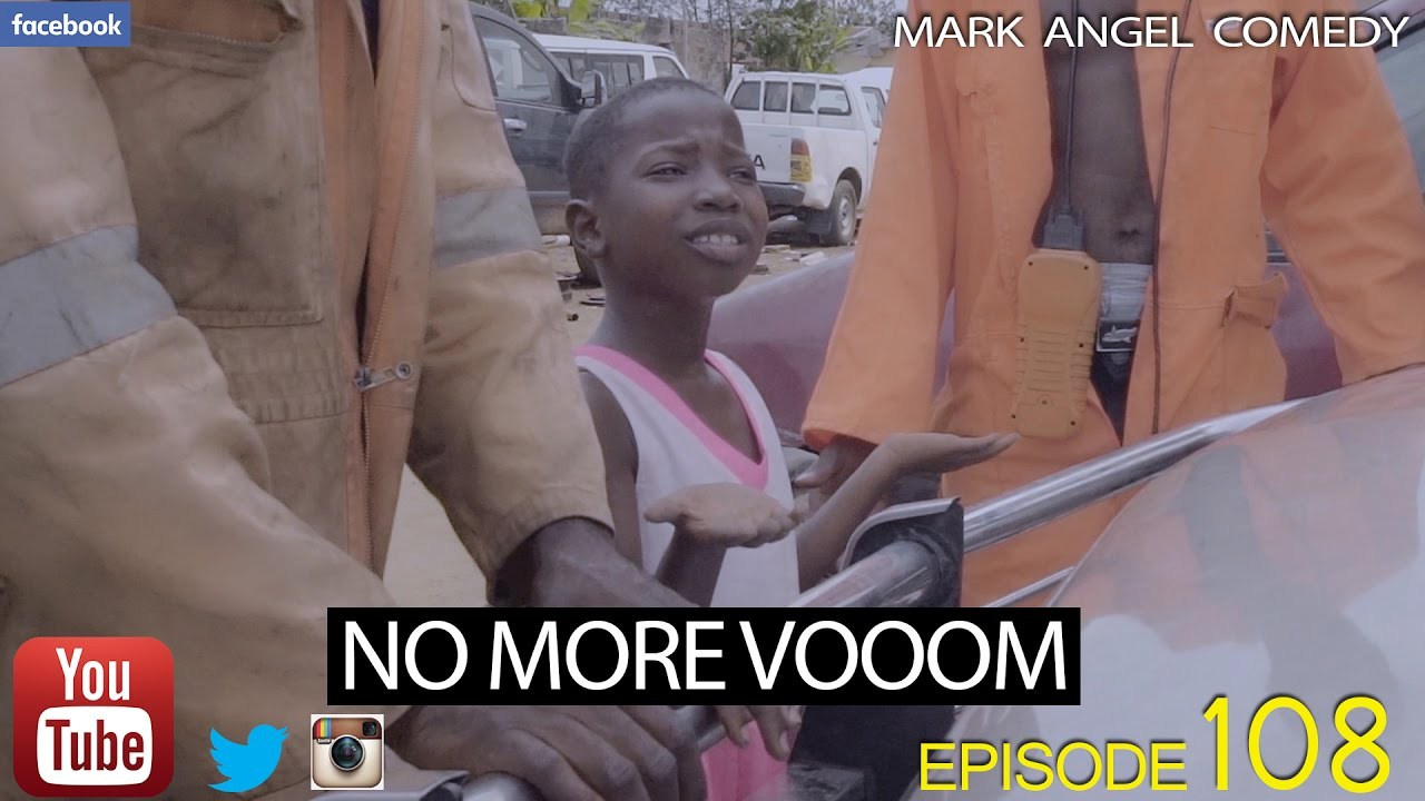 M.A.C titled No more voom [EO107]